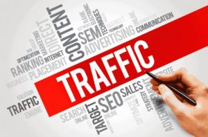 Cách tăng traffic cho website.