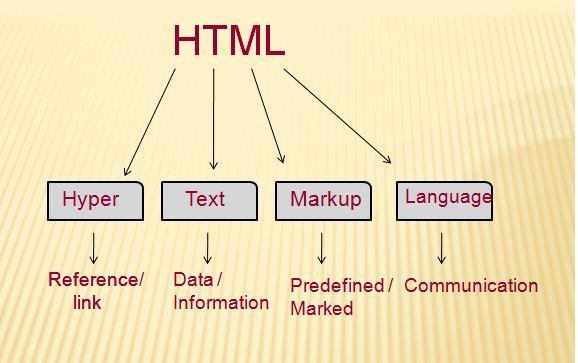 Ngôn ngữ lập trình HTML