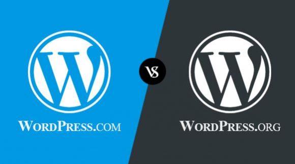 Phân biệt WordPress.