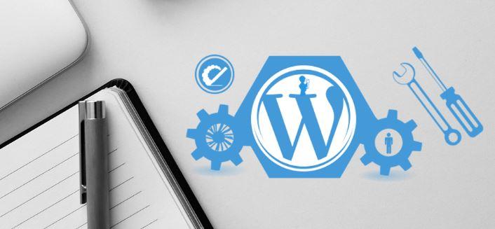 Thiết kế website bằng WordPress.