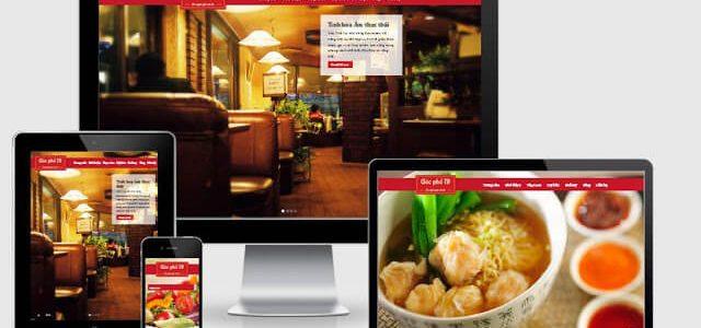 Những lầm tưởng khi thiết kế website nhà hàng