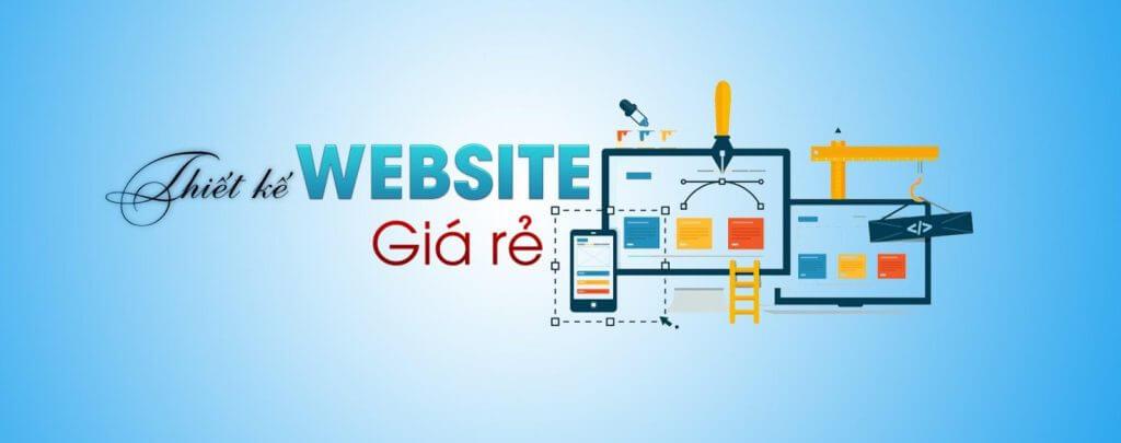 Sử dụng website giá rẻ có thể không đầy đủ tính năng cần thiết