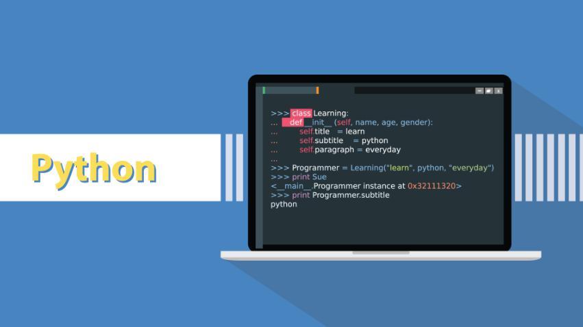 Ngôn ngữ lập trình phần mềm Python