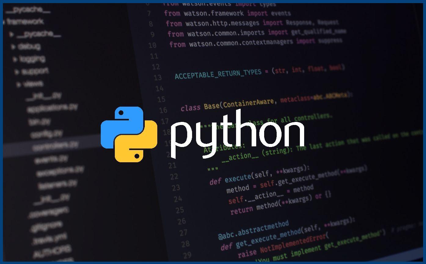 ngôn ngũ lập trình game python