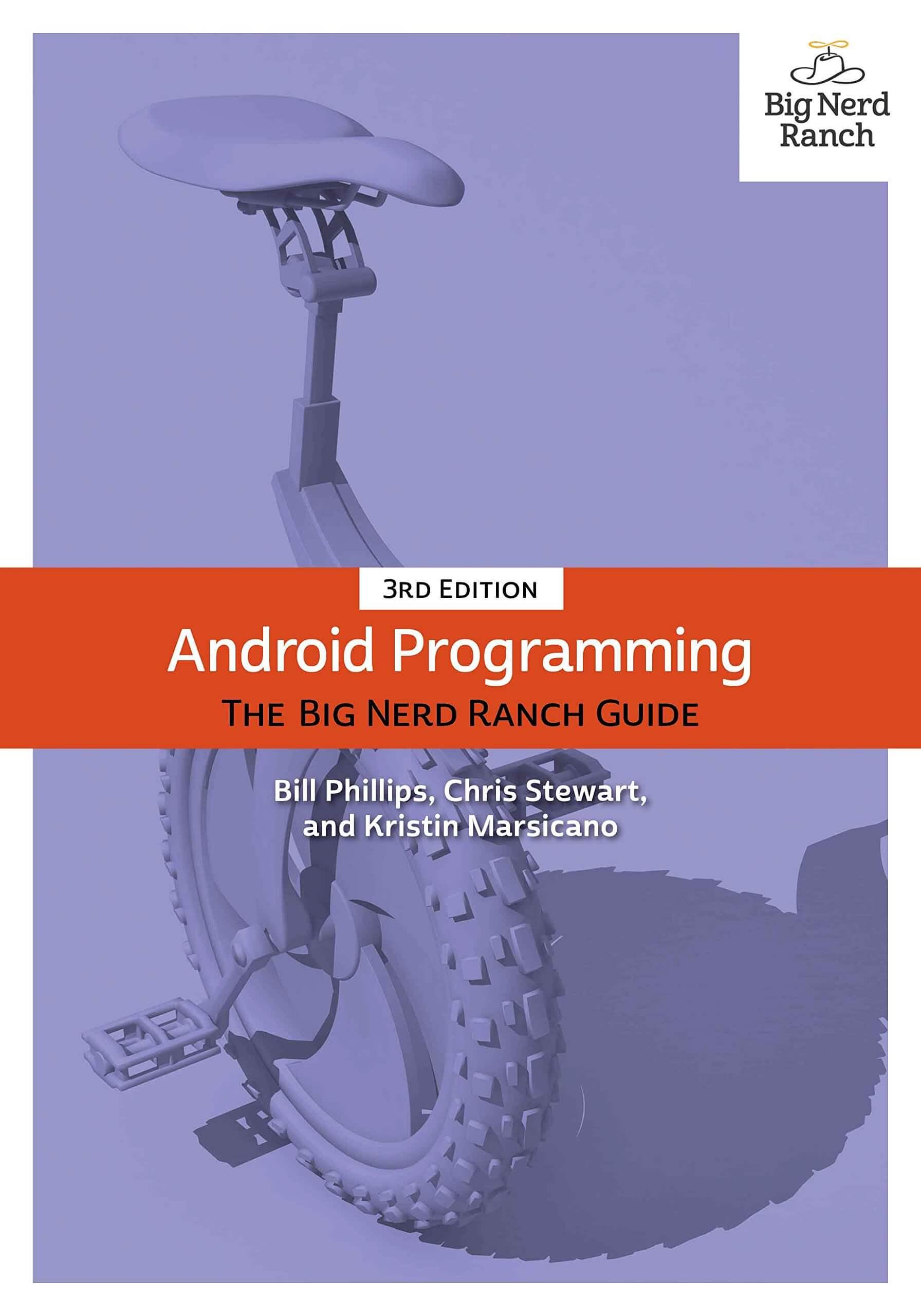 Cuốn sách giúp bạn tự học android The Big Nerd Ranch Guide