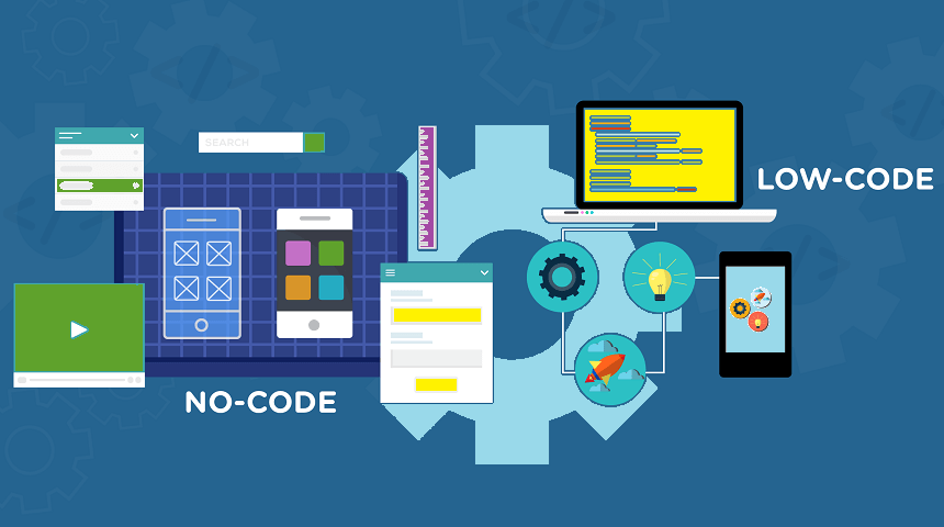 So sánh giữa low-code với no-code